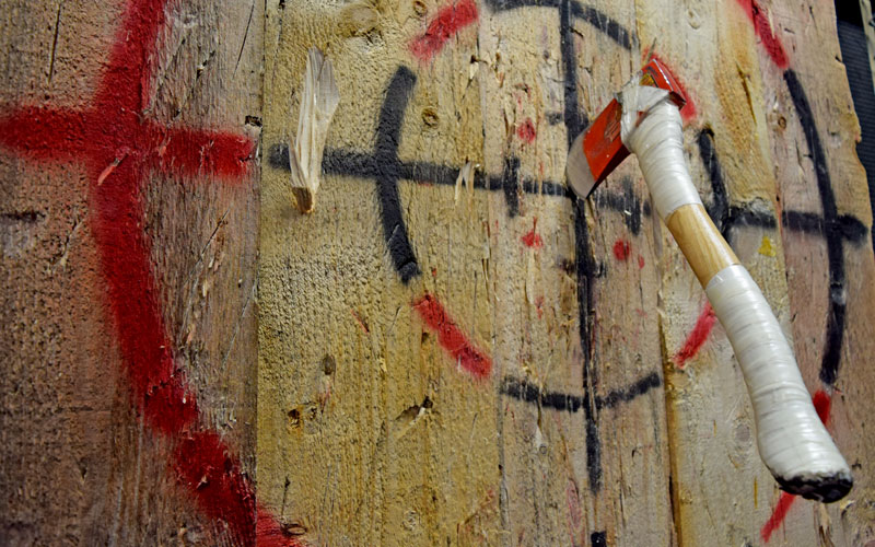 Digital Waivers for Axe Throwing Venues