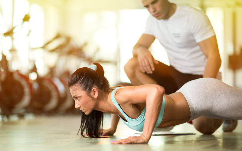 Online Fitness & Personal Trainers Liability Waiver form
